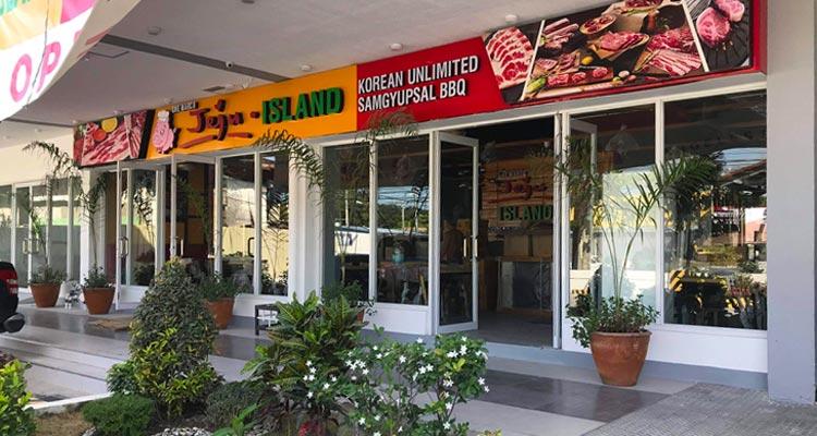 Jeju-Island-Korean-Restaurant   Unli Samgyupsal in Angeles City