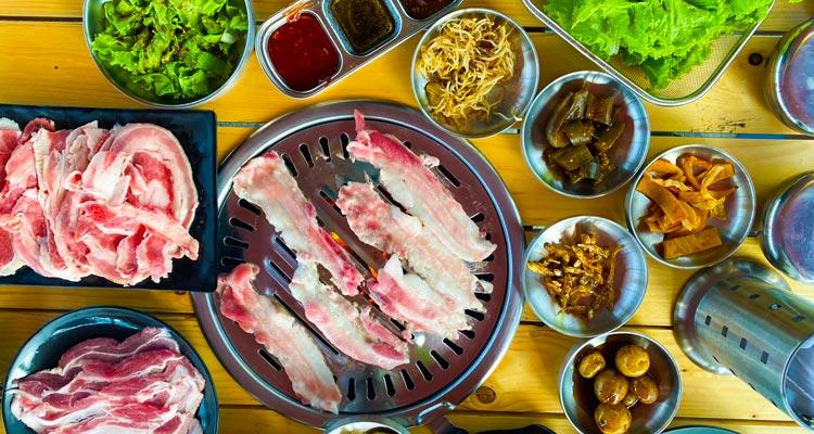 ©SamgyupsaroofKoreanRestaurant