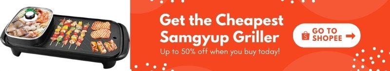 Samgyup Griller